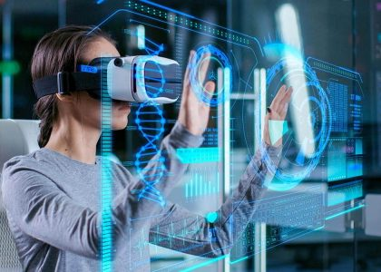 Thumbnail for the post titled: What is Virtual Reality, and how does it work