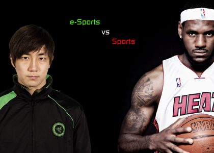 Thumbnail for the post titled: What distinguishes a game from a sport?